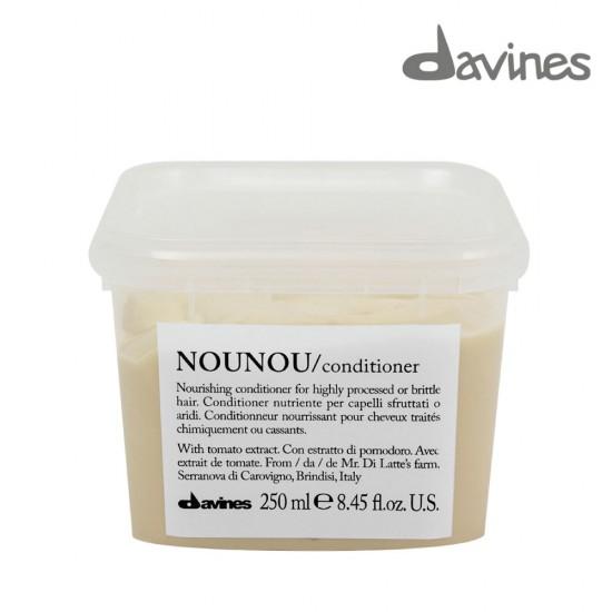 Davines Nounou barojošs kondicionieris ķīmiski apstrādātiem vai trausliem matiem 250ml