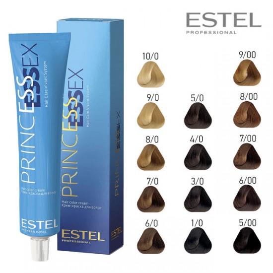 Estel Princess Essex 8/0 matu krēmkrāsa 60ml