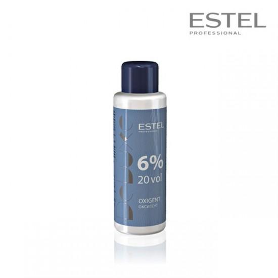 Estel DeLuxe oksidācijas emulsija 6% 20 vol 60ml