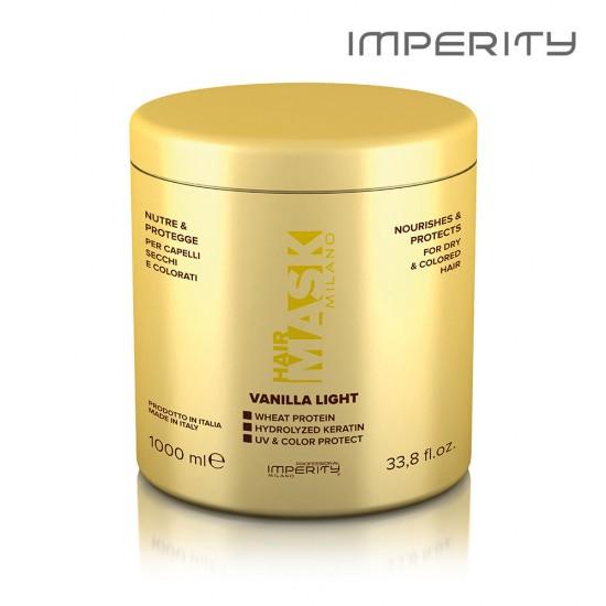 Imperity Milano Vanilla Light matu maska 1L