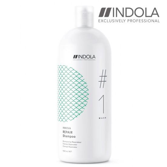 Indola Innova Repair atjaunojošs šampūns 1500ml