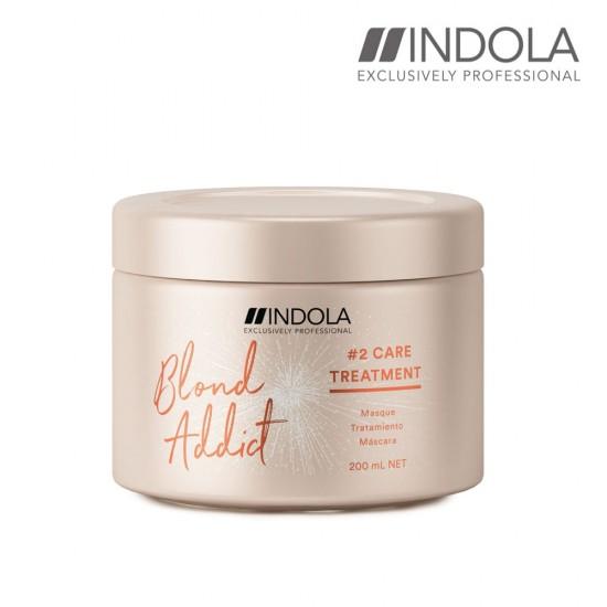 Indola Blond Addict matu maska 200ml