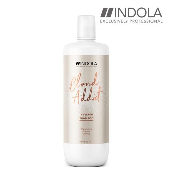 Indola Blond Addict šampūns 1L