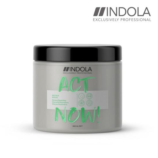 Indola Act Now Repair atjaunojoša maska 650ml