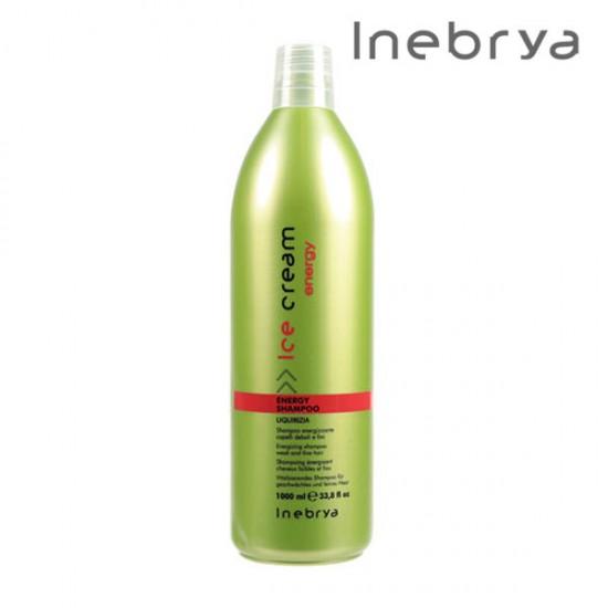 Inebrya Ice Cream Energy šampūns 1L