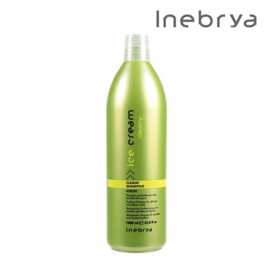 Inebrya Ice Cream Cleany šampūns 1L