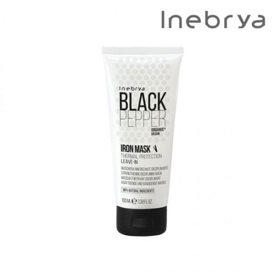 Inebrya Black Pepper Iron matu maska 100ml