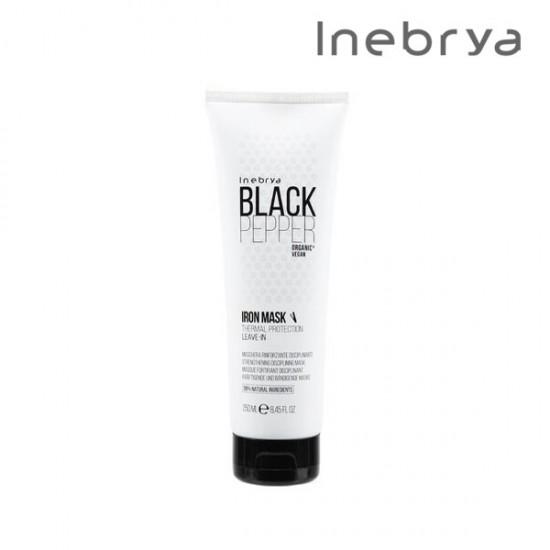 Inebrya Black Pepper Iron matu maska 250ml