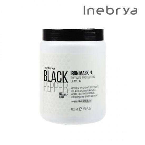 Inebrya Black Pepper Iron matu maska 1L
