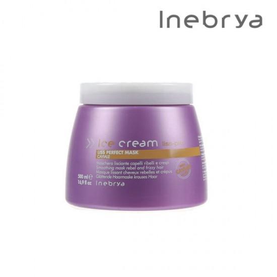Inebrya Ice Cream Liss-Pro Perfect matu maska 500ml