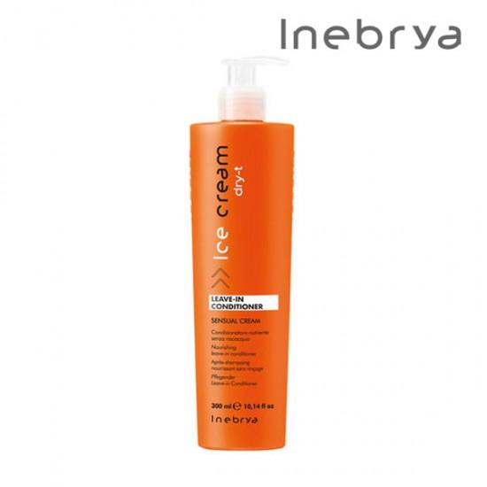 Inebrya Ice Cream Dry-T Leave-In kondicionieris 300ml