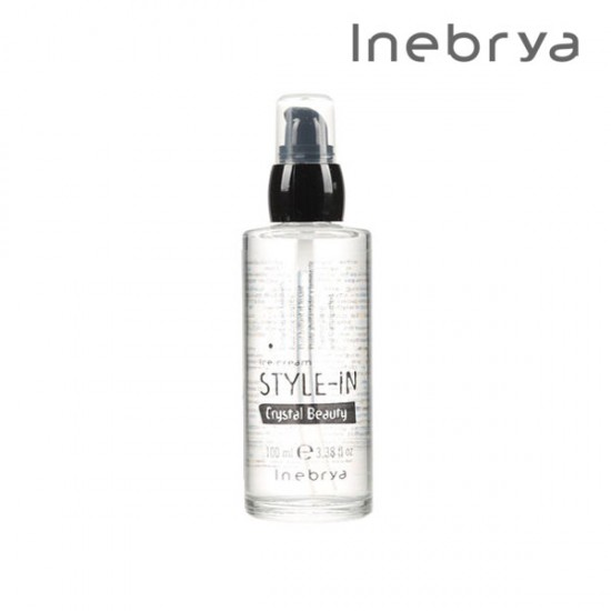 Inebrya Style-In Crystal Beauty spīduma serums 100ml