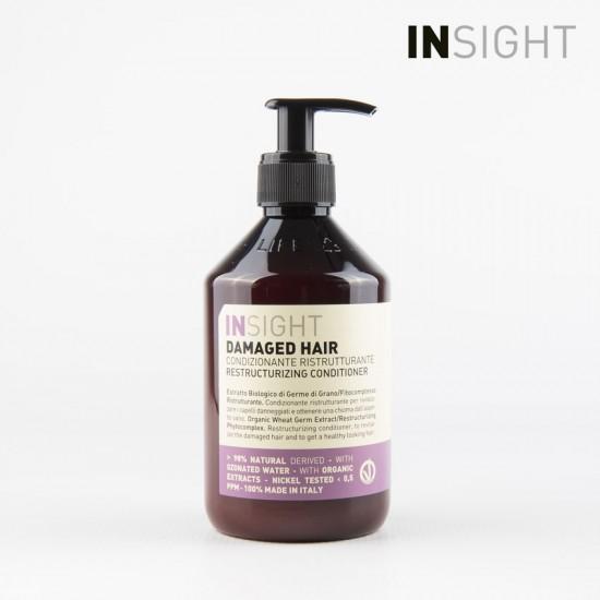 Insight Damaged Hair struktūru atjaunojošs kondicionieris 900ml