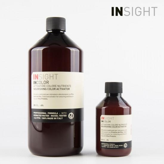 Insight Incolor Nourishing Color Activator barojošs krēmoksīds 1,8% 900ml