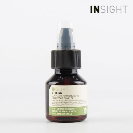 Insight Styling Hair Repair Complex atjaunojošs un aizsargājošs serums 50ml