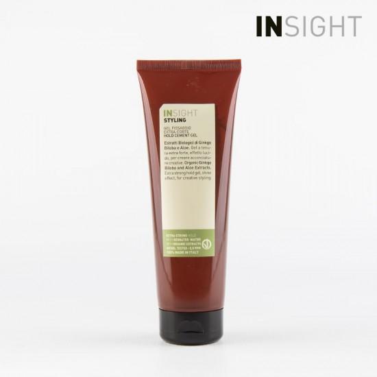 Insight Styling Hold Cement Gel īpaši stipras fiksācijas želeja 250ml