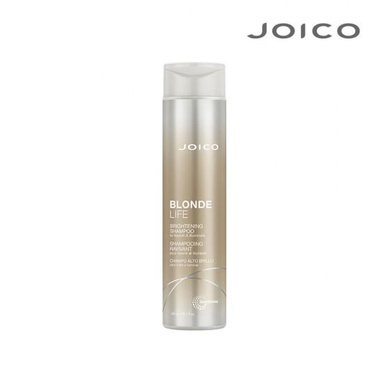 Joico Blonde Life Brightening šampūns blondiem matiem 300ml
