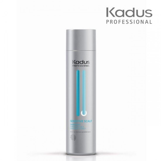 Kadus Sensitive Scalp šampūns jutīgai ādai 250ml