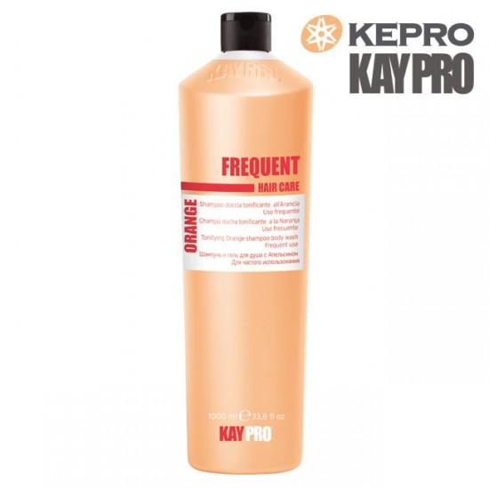 Kepro Kaypro Orange šampūns un dušas želeja ar apelsīnu 1l