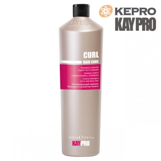 Kepro Kaypro Curl šampūns viļņojošiem matiem 1l