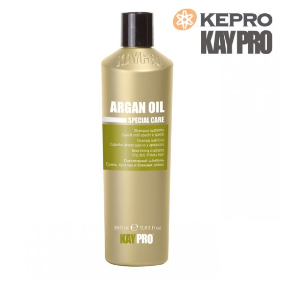 Kepro Kaypro Argan Oil šampūns ar argana eļļu 350ml