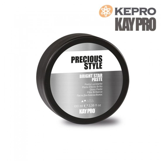 KayPro Precious Style Bright Star Paste veidošanas pasta ar spīduma efektu 100ml