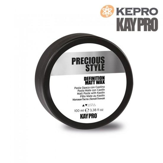 KayPro Precious Style Definition Matt Wax veidošanas vasks matēts 100ml