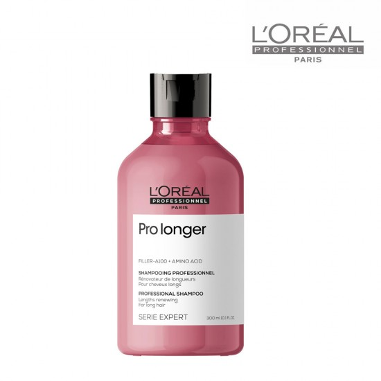 Loreal Serie Expert Pro Longer matu garumu atjaunojošs šampūns 300ml