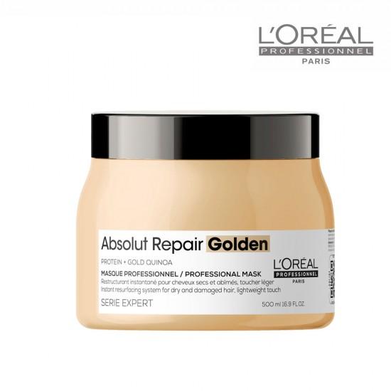 Loreal Serie Expert Absolut Repair Gold maska bojātiem matiem 500ml