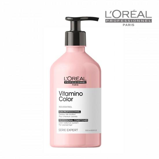 Loreal Serie Expert Vitamino Color kondicionieris krāsotiem matiem 750мл