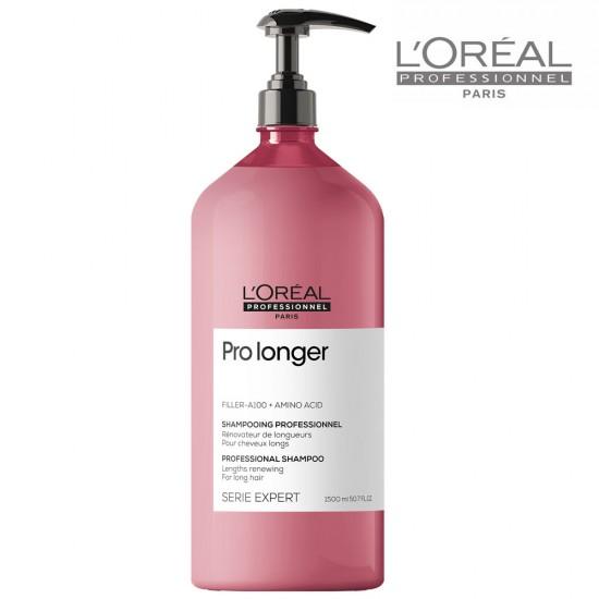 Loreal Serie Expert Pro Longer matu garumu atjaunojošs šampūns 1,5L