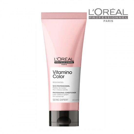 Loreal Serie Expert Vitamino Color kondicionieris krāsotiem matiem 200ml