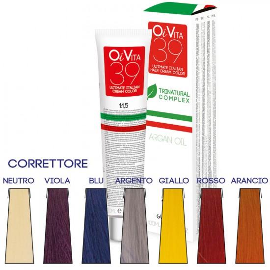 OiVita39 Hair Cream Color Arancio 100ml
