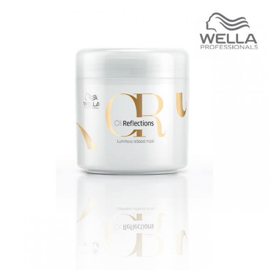 Wella Oil Reflections Luminous Reboost maska matu mirdzumam 150ml