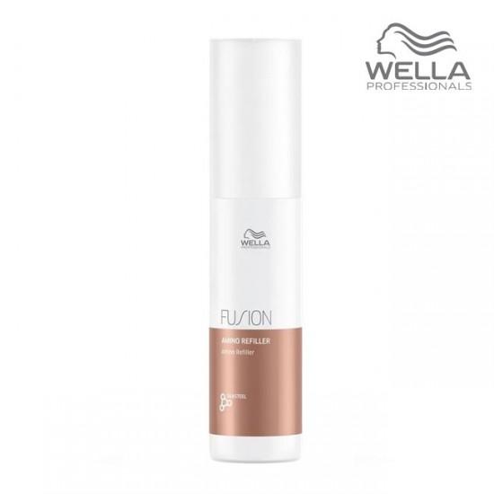 Wella Fussion Protect Refiller Koncentrāts bojātiem matiem 70ml